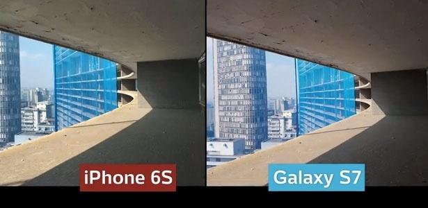 iPhone 6S x Galaxy S7: qual dos dois aparelhos tem a melhor câmera?
