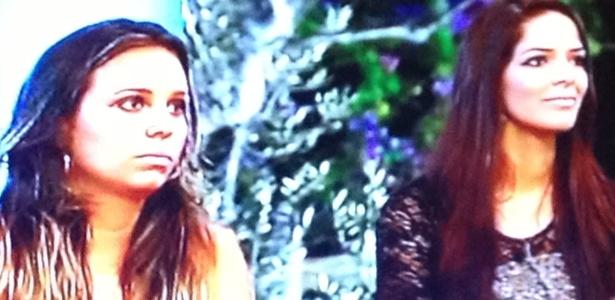 Angelis e Nuelle disputam roça da semana
