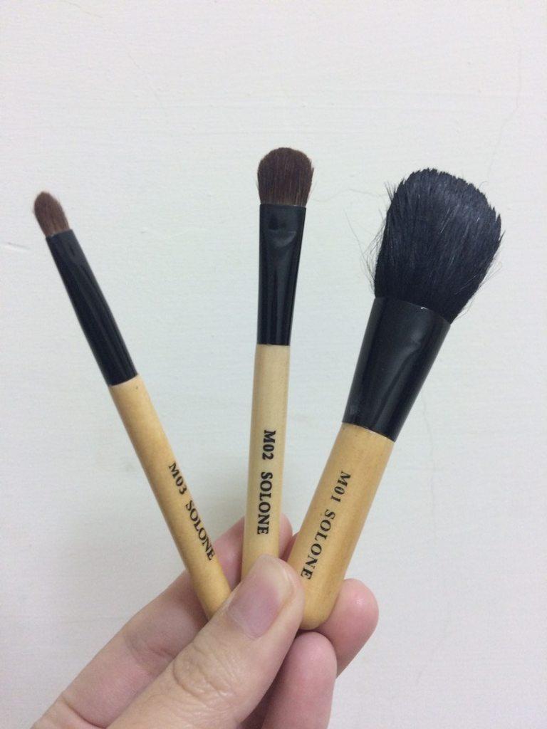 分享雷雷的solone刷具 - 美妝板 | Dcard