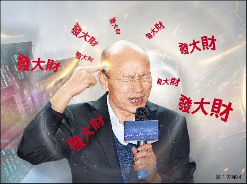 看到韓市長的政績,全宇宙都驚呆了! - 時事板 | Dcard