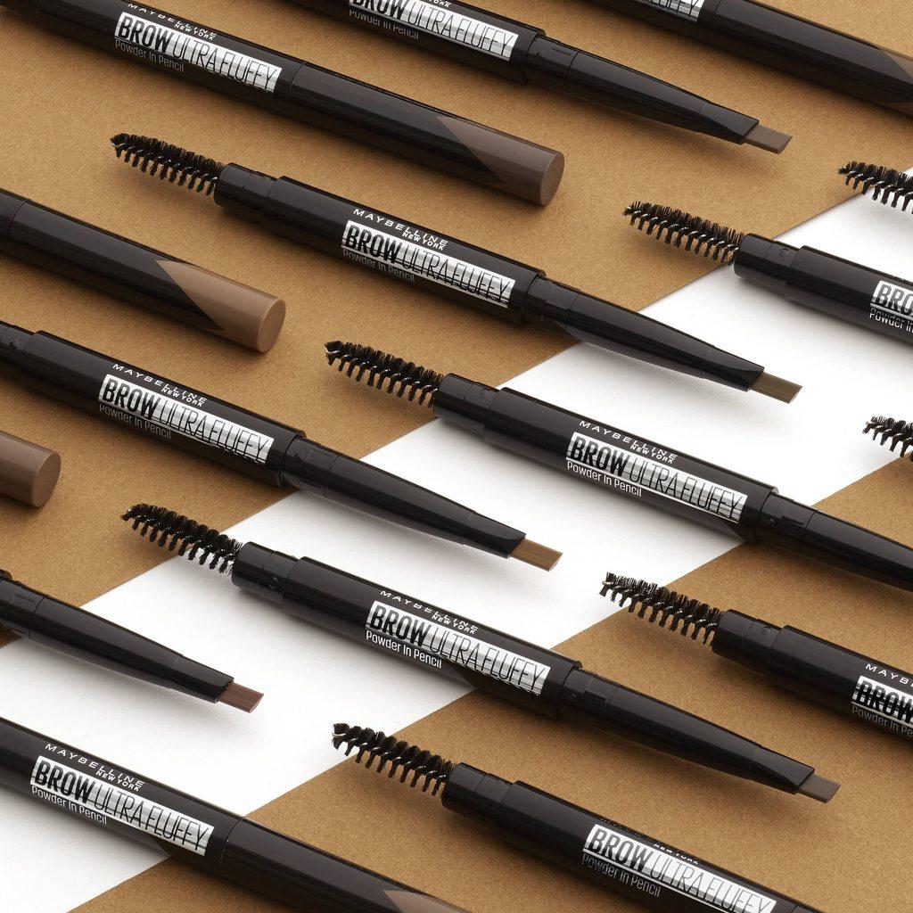 #超好畫眉筆實測 媚比琳柔霧塑型眉膠筆 New - 美妝板 | Dcard