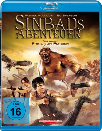 7 Adventures of Sinbad (2010) Dual Audio Hindi 720p BluRay ESubs