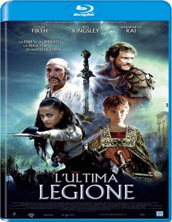 The Last Legion 2007 Dual Audio Hindi 300MB BluRay 480p ESubs