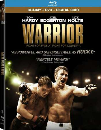 Warrior (2011) Dual Audio Hindi 720p BluRay x264 1.1GB Full Movie Download