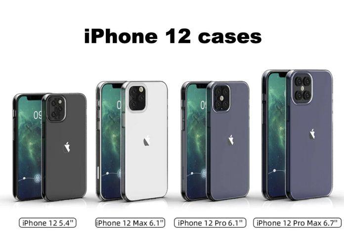 For Apple Iphone 12 12 Pro Max 12 Pro 12mini Ultrathin Clear Tpu Case Soft Cover Ebay