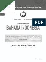 Buku sekolah elektronik (bse) bahasa indonesia smp / mts kelas 9 kurikulum 2013. 01 Kunci Jawaban Bahasa Indonesia Kelas 12 Pdf