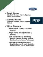 nissan TD42 service manual