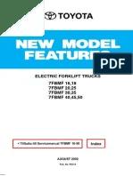 Forklift Owner's Manual | Forklift | Elevator