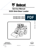 Bobcat 753 Service Manual | Tire | Motor Oil
