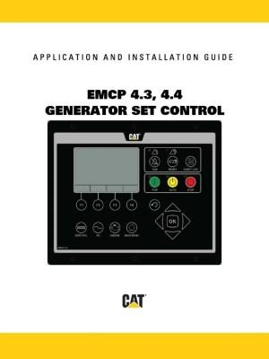 EMCP 43 44 | Electric Generator