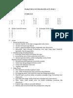 Kami memberikan soal bahasa indonesia ini dalam berjumlah 30 butir soal dan kunci jawaban yang dilampirkan file pdf yang bisa kamu download. Kunci Pr Bahasa Indonesia 10a K 13 Pdf