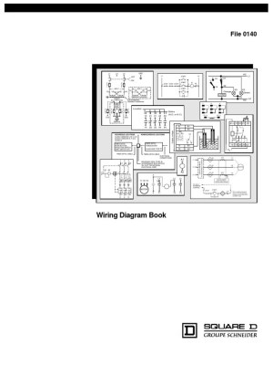 Square D Wiring Diagram Book   Switch   Relay