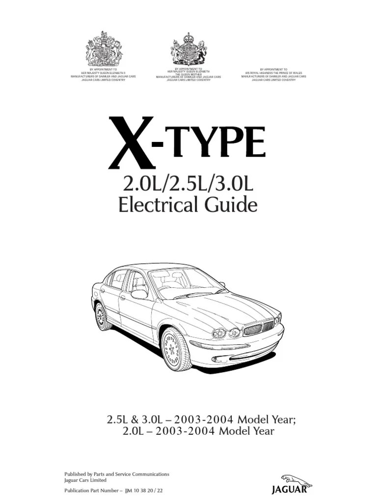 Old fashioned jaguar x type wiring diagram crest best images for