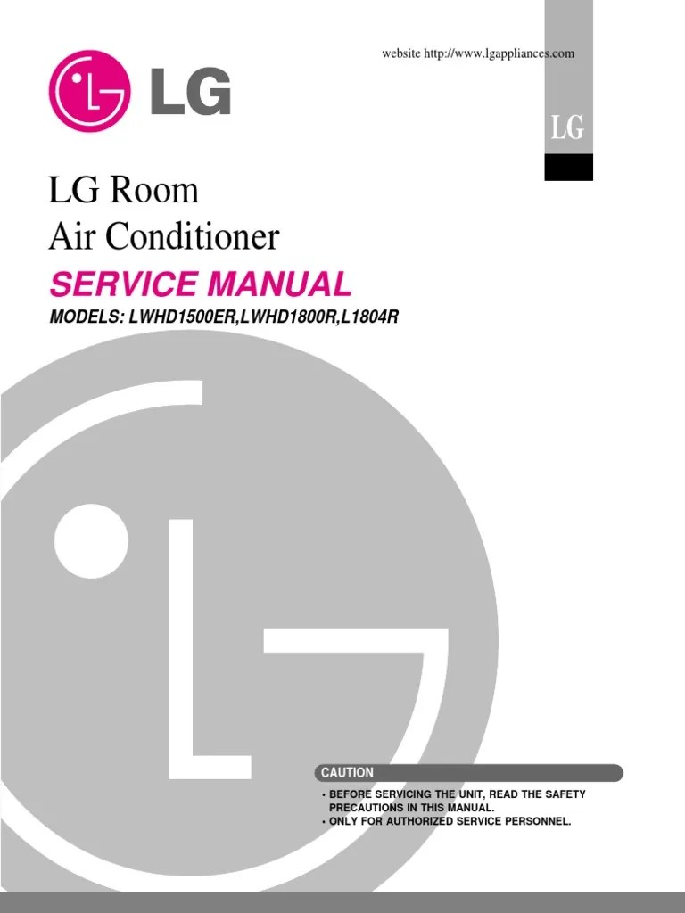 Wiring Diagram Of Lg Window Ac Free Download Wiring Diagram | Xwiaw ...