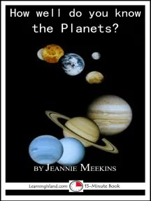 Read How Well Do You Know the Planets? Online by Jeannie ...