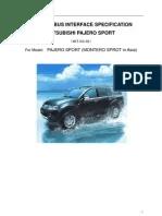 PAJERO Owners Manual | Anti Lock Braking System