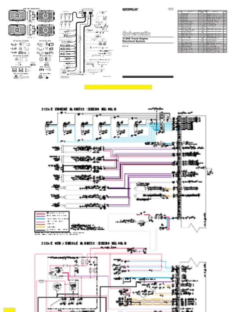 Cat C15 Ecm Wiring Diagram  Somurich