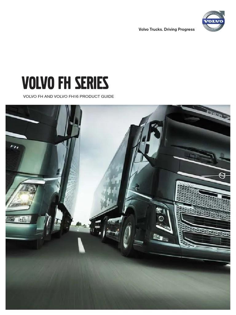 Volvo FH Series UK | Transmission (Mechanics) | Manual Transmission