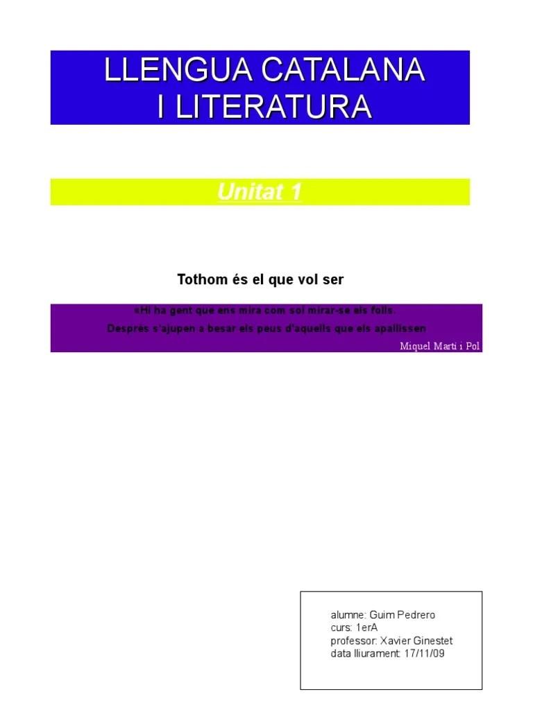 dossier unitat 1 català