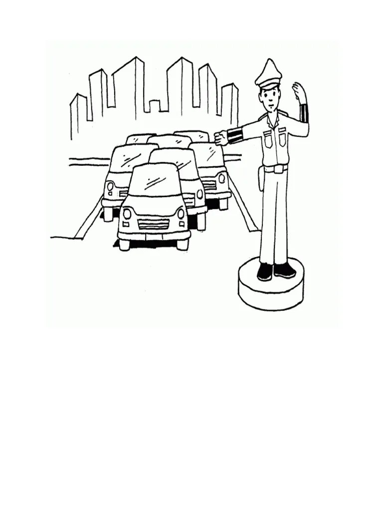 Download Sketsa Gambar Mewarnai Mobil [+Teknik Mewarnainya]