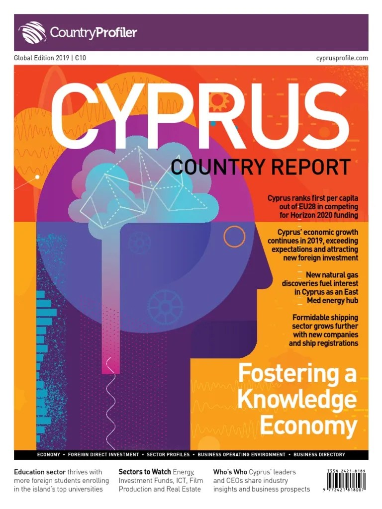 2019 cyprus country report pdf cyprus