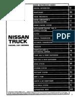 Sistema electrico Nissan Sentra XE B13 93