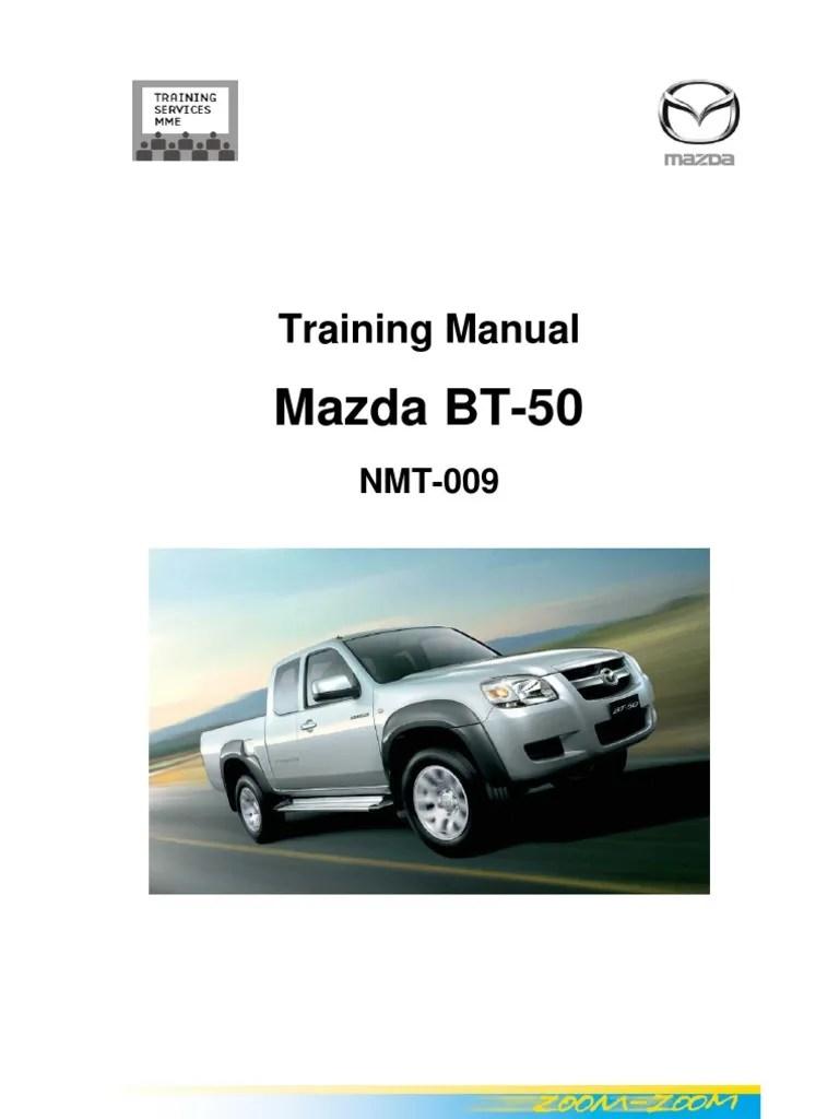 Manual BT50 En | Internal Combustion Engine | Piston