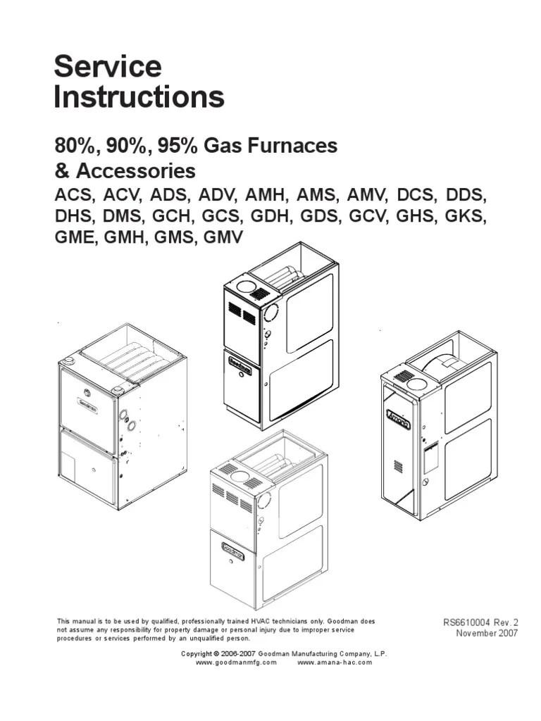 Amana air conditioner manual goodman gks9 service manual furnace hvac
