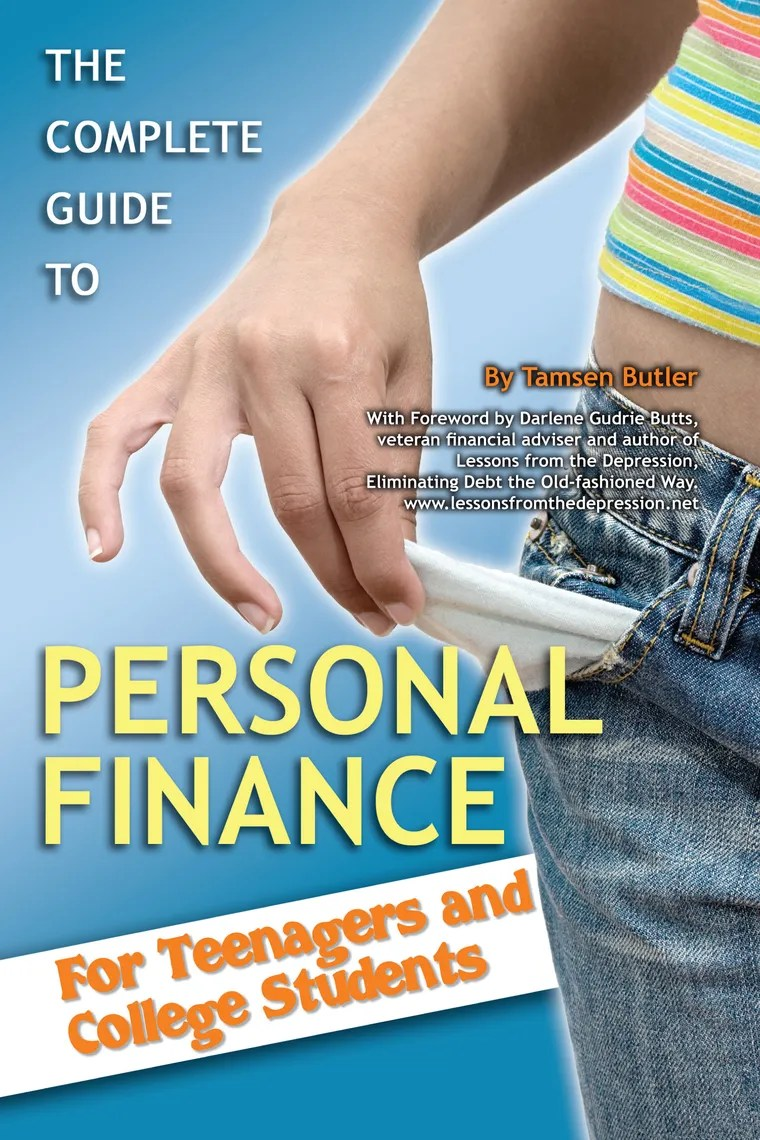 The Complete Guide To Personal Finance By Tamsen Butler Read Online