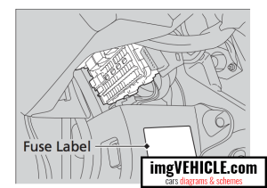 Honda Civic IX Fuse box diagrams & schemes  imgVEHICLE