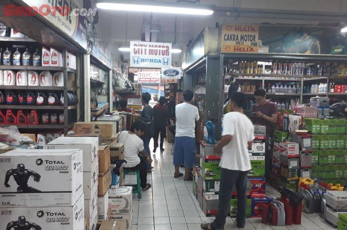 Spare Part Mobil Di Jakarta Selatan