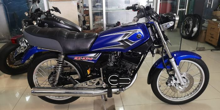 Tinggal 20 unit Yamaha RX-King