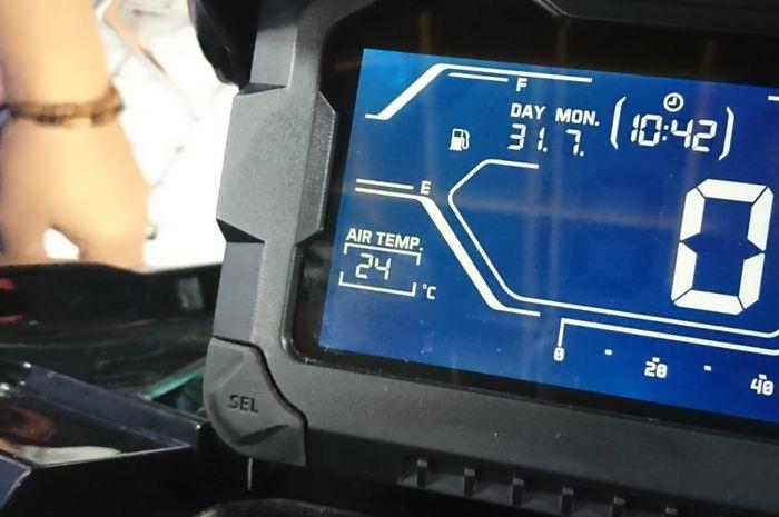 Ada Logo Kristal Es Di Speedometer Honda Adv150 Ini Penjelasan