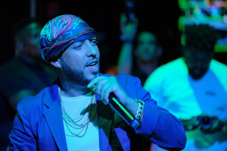 1501690706 1a269cce3f86232e5bfcf4c356286a17 French Montana Hits The Breakfast Club, Talks Africa, Unforgettable & More