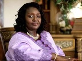 Sia Nyama Koroma of Sierra Leone