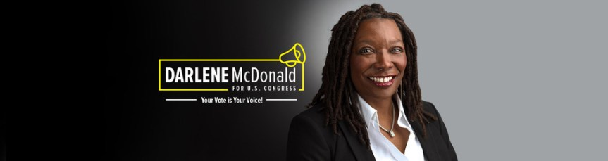 Darlene McDonald for Congress