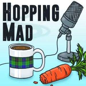 Hopping Mad with Will McLeod & Arliss Bunny