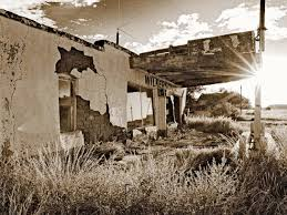 route 66 ruins