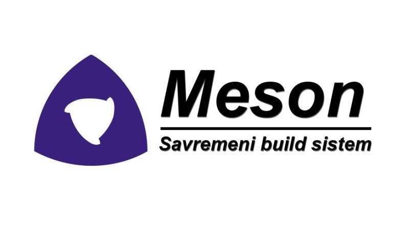 Meson build sistem