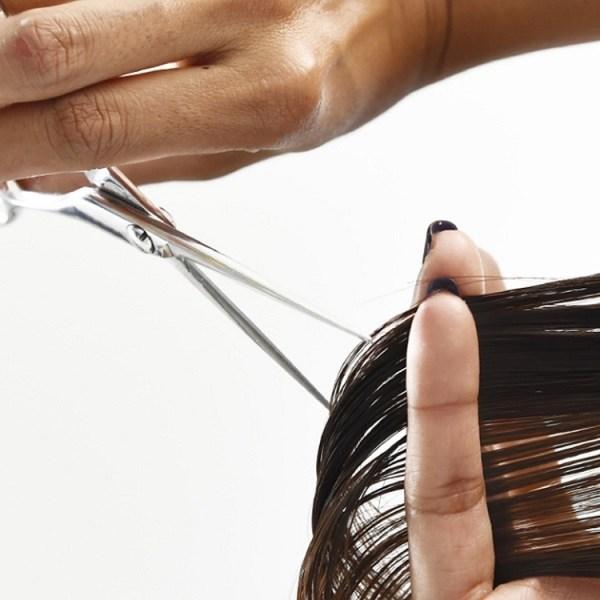 Химия на густые волосы средней длины: фото до и после, с ...