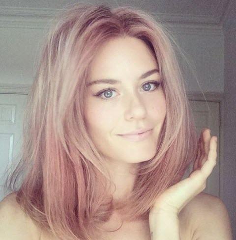 Темные волосы до плеч: Красивые женские стрижки до плеч ...