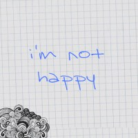 The One in Which I share that I'm Not Happy