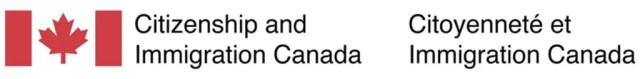 CIC Ministério de Imigração do Canadá