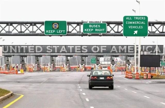 Fronteira Americana - Canadá - ETA