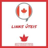 Links Úteis para a imigração canadense