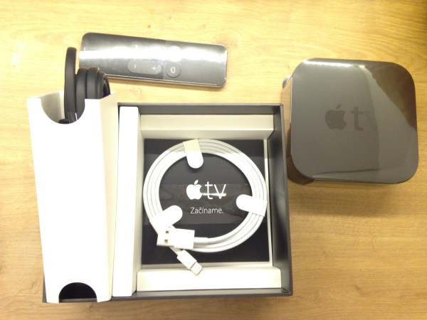 Nowy Apple TV