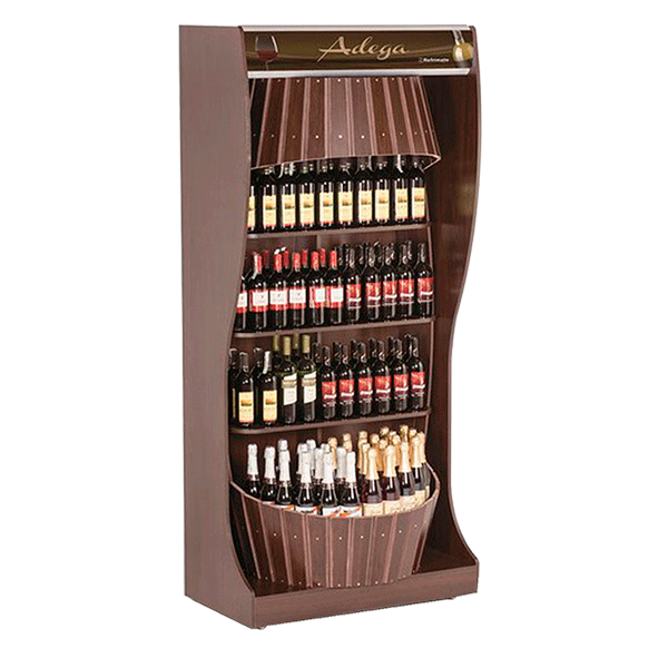 muebles para vinos the prairie wine rack plan features
