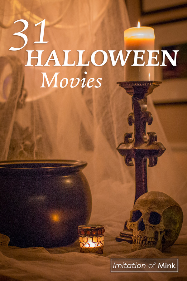 Spooky Halloween Movies List For 2016