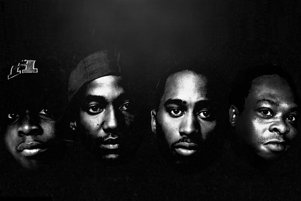 Beaten Rhymes and Strife: The Instinctive Travels of A Tribe Called Colonized
