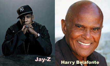 Harry Belafonte and Jay-Z: Political or Generational Beef?